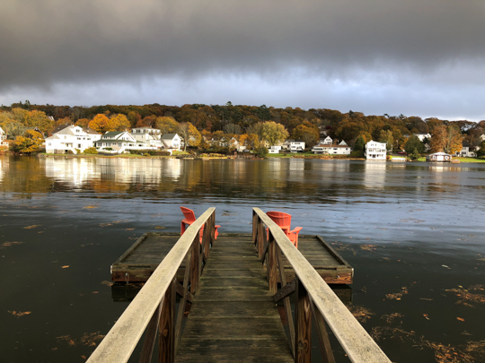 Boothbay Harbor, October 29, 2018