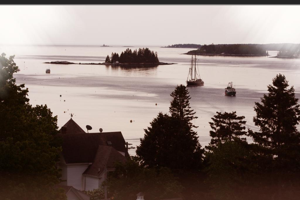 harbor-background