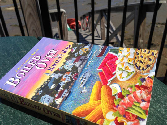 Must Reads: Barbara Ross's Boothbay Mysteries