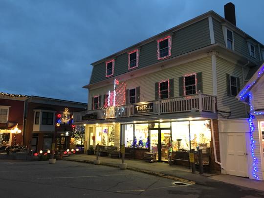 New Favorite Boothbay Harbor Shops