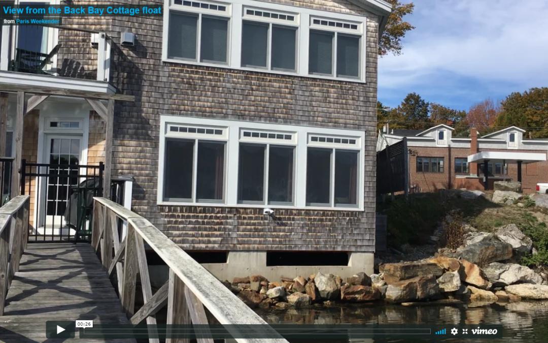 Videos of Back Bay Cottage